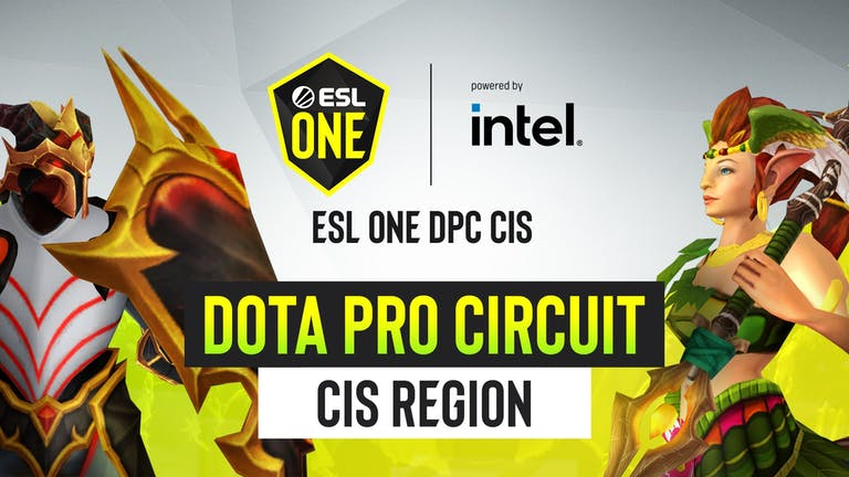 ESL to host new Dota Pro Circuit League for the CIS Region